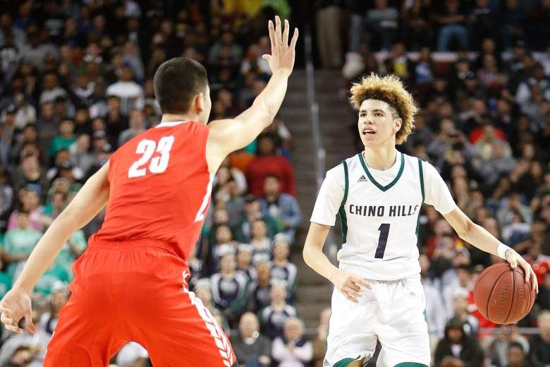 Lamelo Ball Lonzo S Brother 5 Facts You Need To Know Lamelo Ball Usc Trojans Football Brandon Ingram