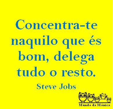 Steve Jobs, trabalho