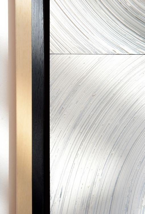 d tail et jeux de lumi re sur le tableau silence oeuvre r alis e par martin berger et photo d. Black Bedroom Furniture Sets. Home Design Ideas