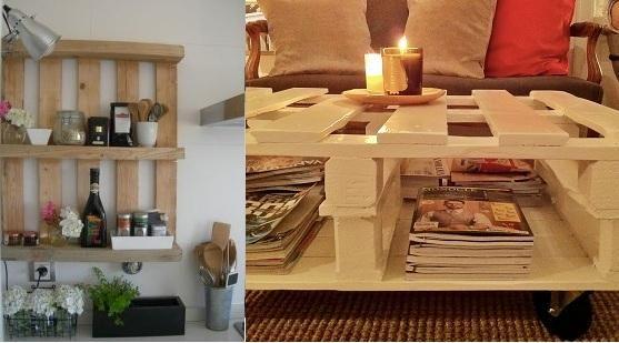 Pin de lety reyes en estantes repisas y un poco m s for Sillones de madera reciclada