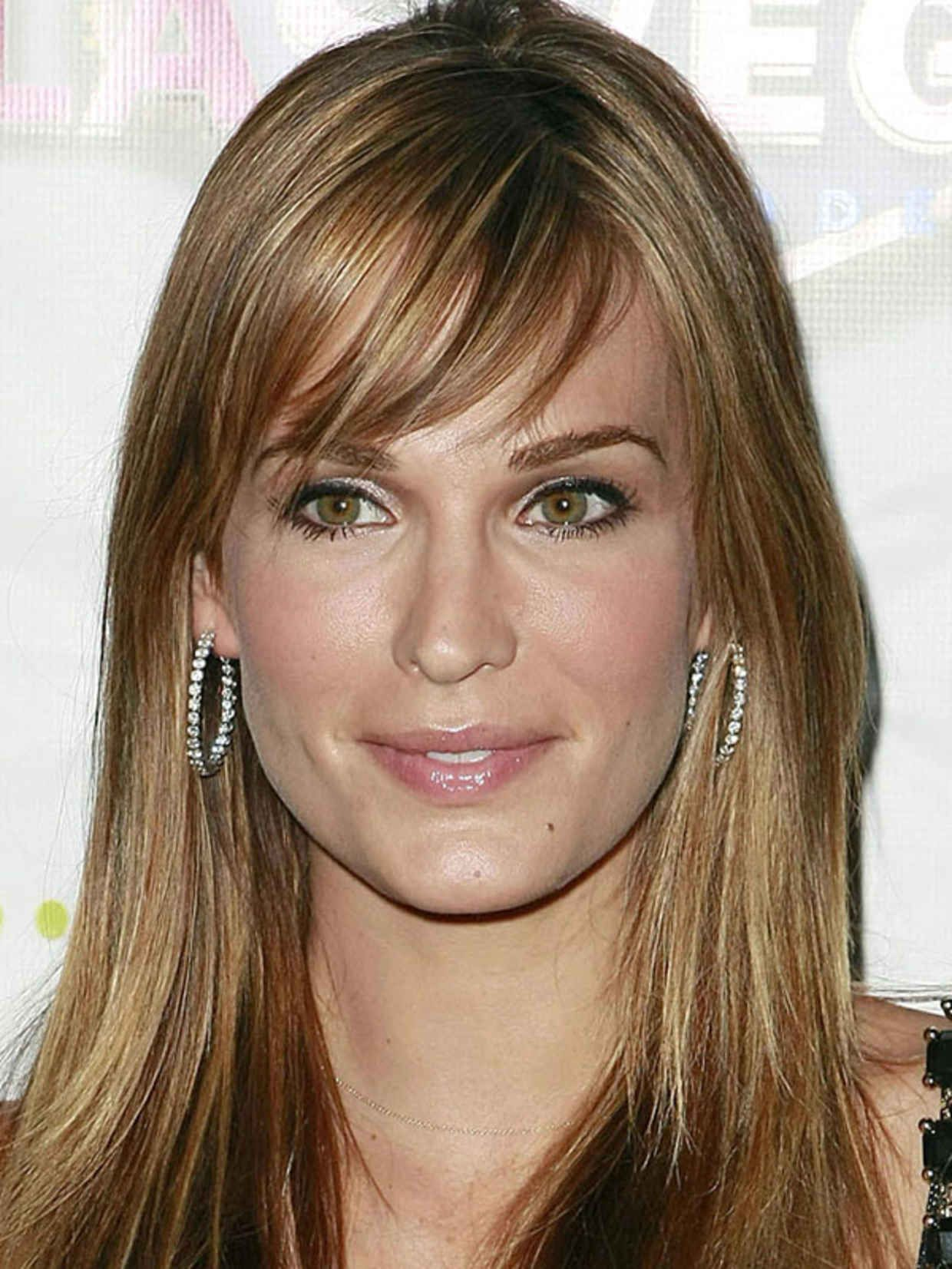 the best (and worst) bangs for long face shapes | hair | pinterest
