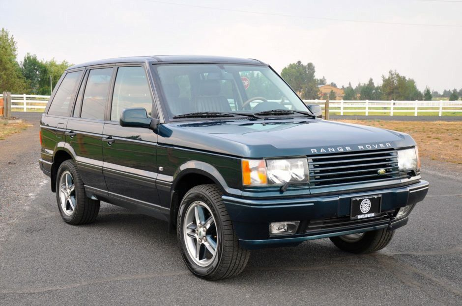 Range Rover Holland Holland Edition 1999 Range Rover Hse Land Rover Range Rover Supercharged