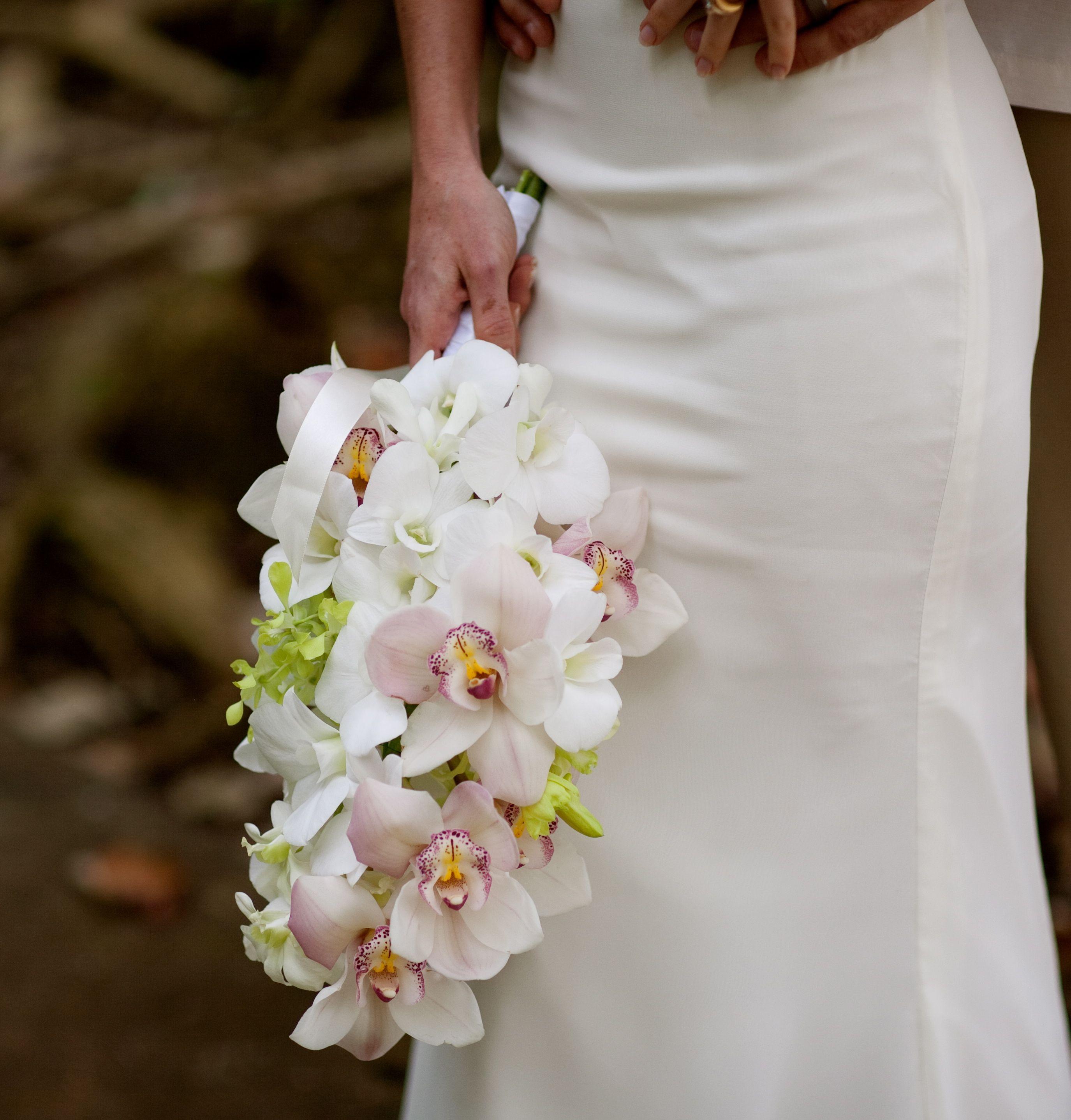 Экстрима и орхидея свадебный букет заказать, букет невесты чебоксары