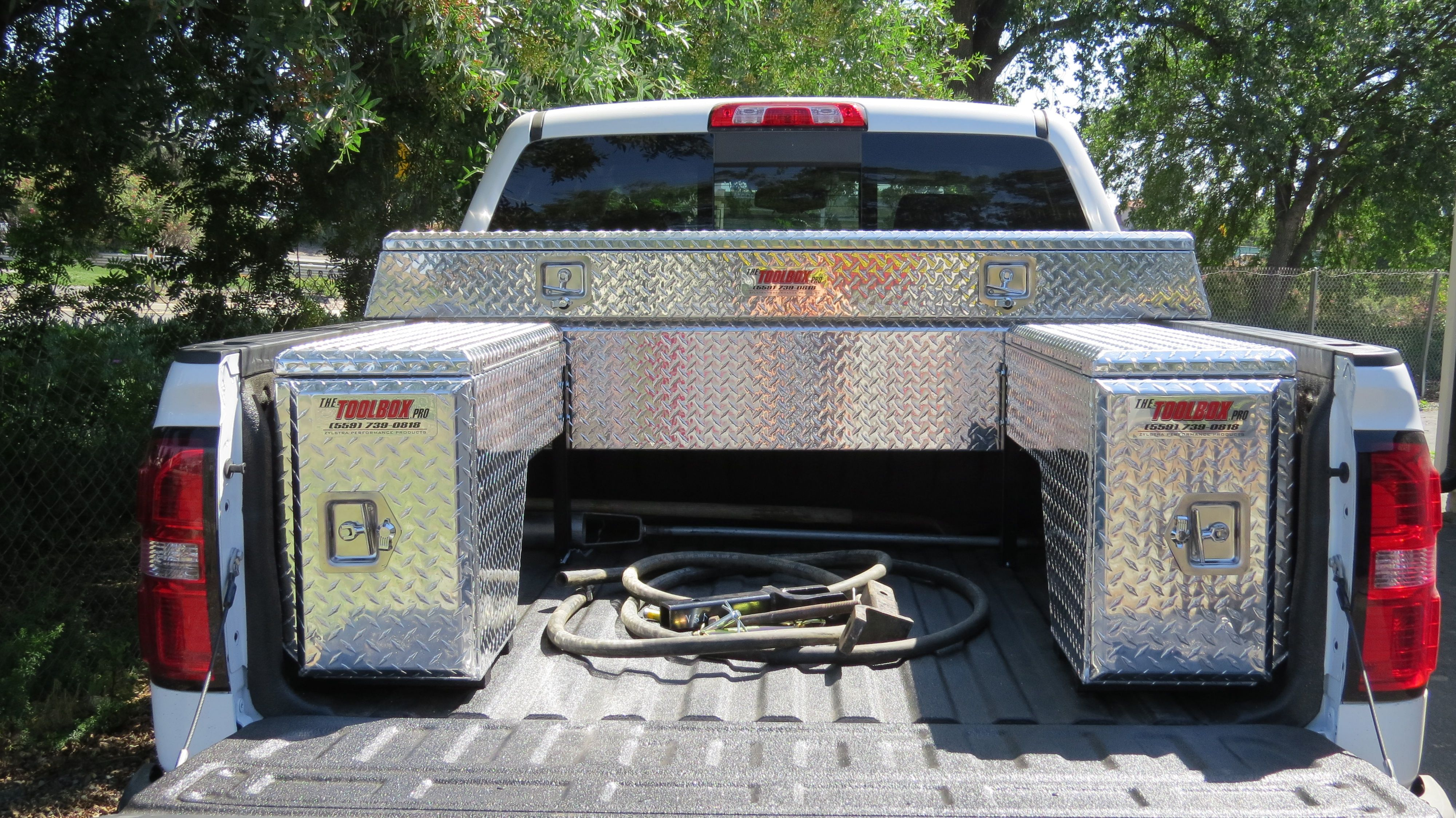 Auxiliary Transfer Tanks + Toolbox Combos The Fuelbox