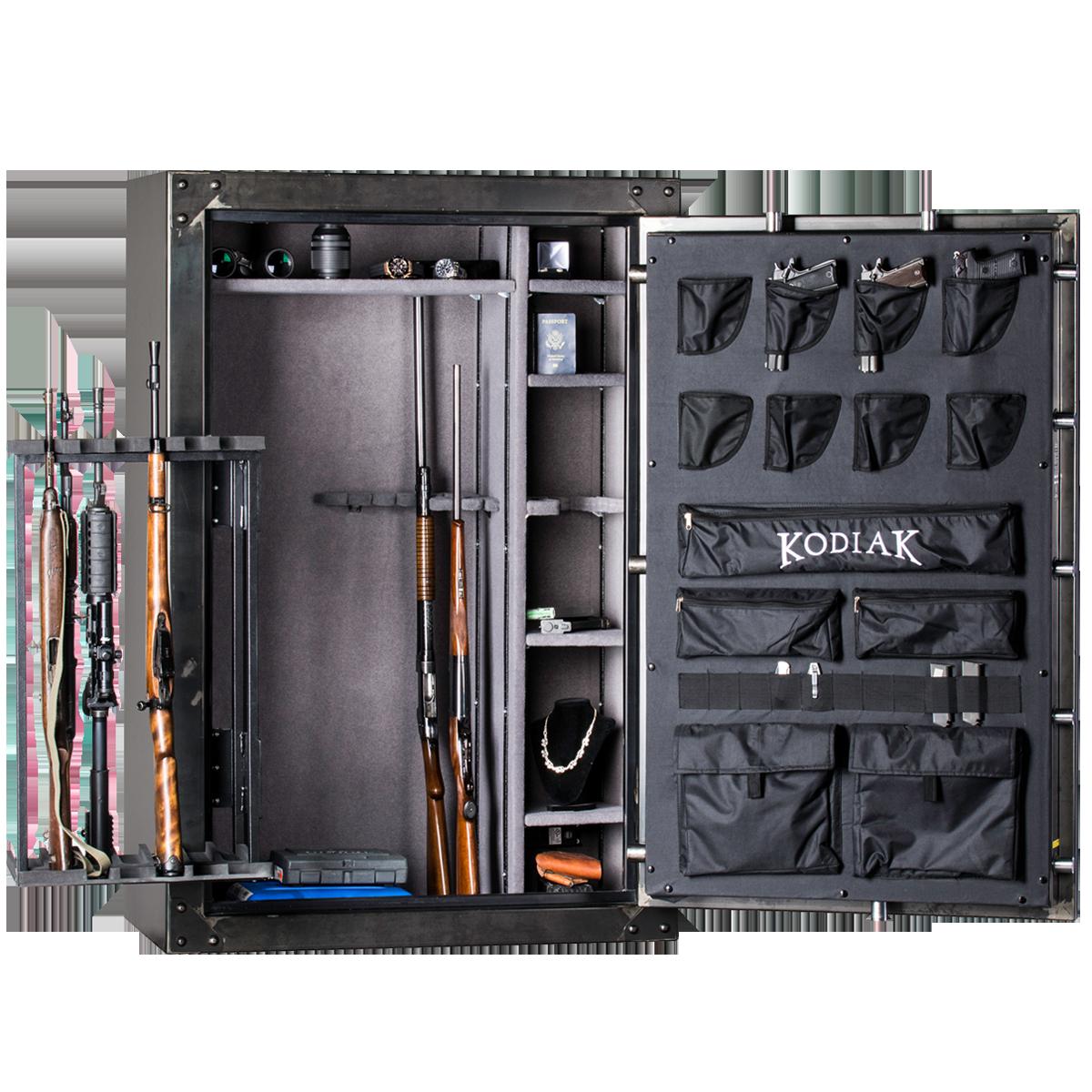 organizer dehumidifier door gun safe all products doors rhino inc electric accessories metals