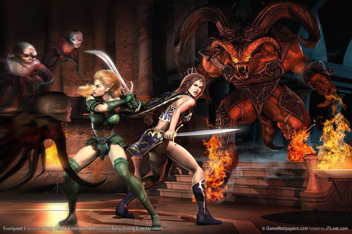 EVERQUEST fan art - Google Search | Everquest | Fantasy inspiration