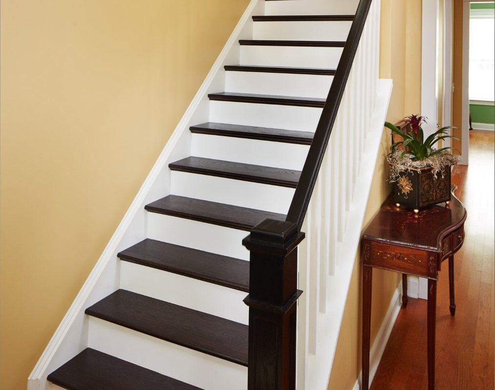 Best A Beautiful Stair Case Remodel Check Out Stair Treads Com 400 x 300