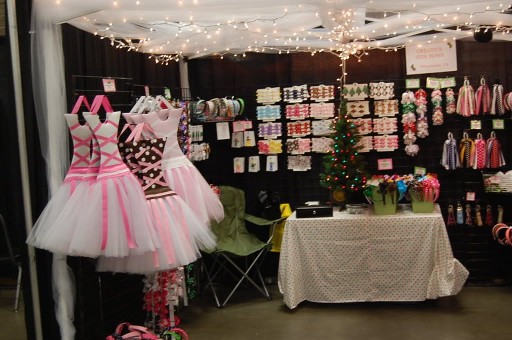 Craft Show Booth Ideas | Do you set up a checkout station--any pictures? - Hip Girl Boutique ...