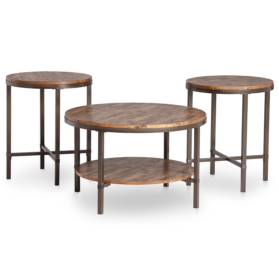 Finley Table Pack Living Room Table Sets Coffee Table Table [ 900 x 900 Pixel ]