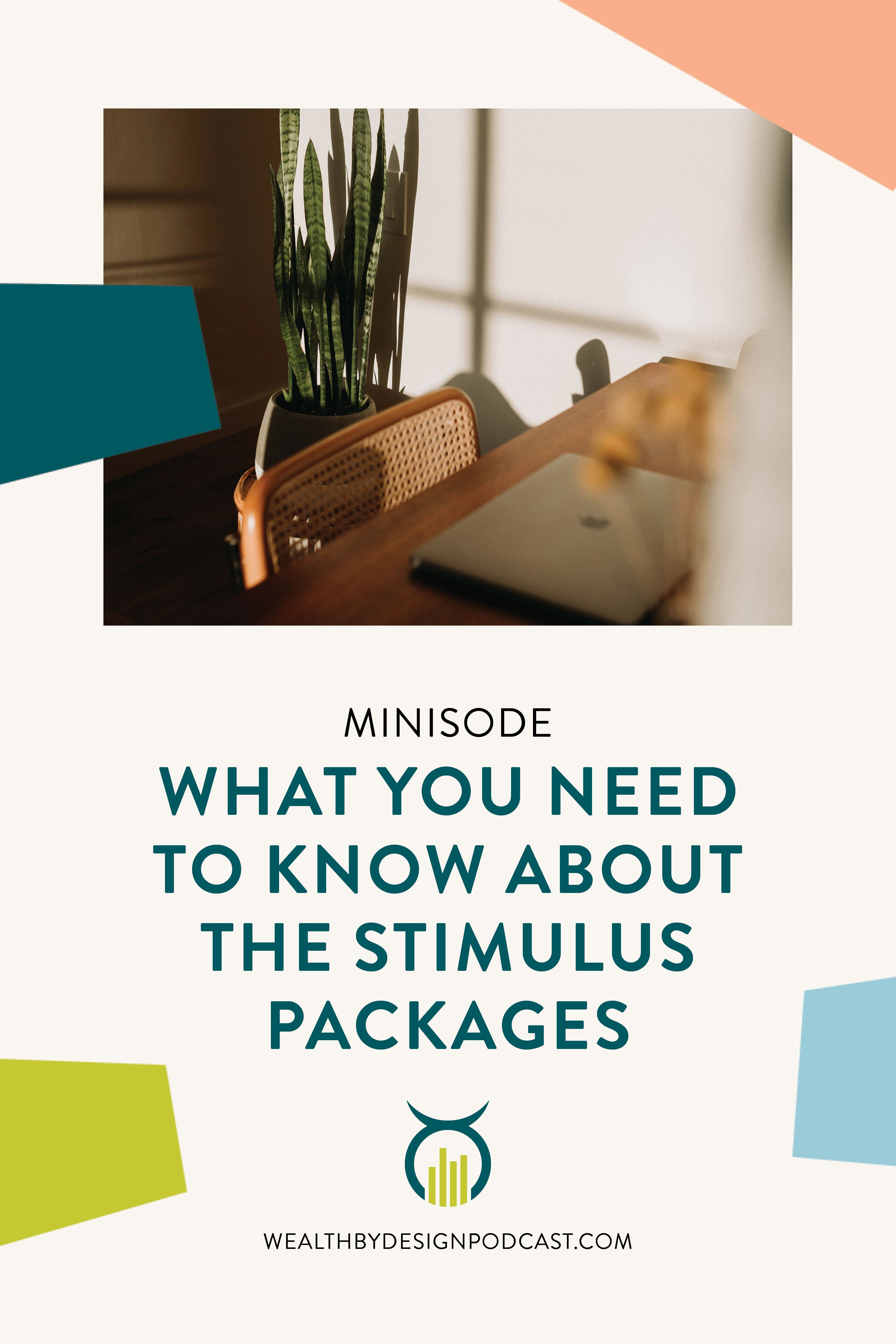 What You Need to Know About the Current Stimulus Packages