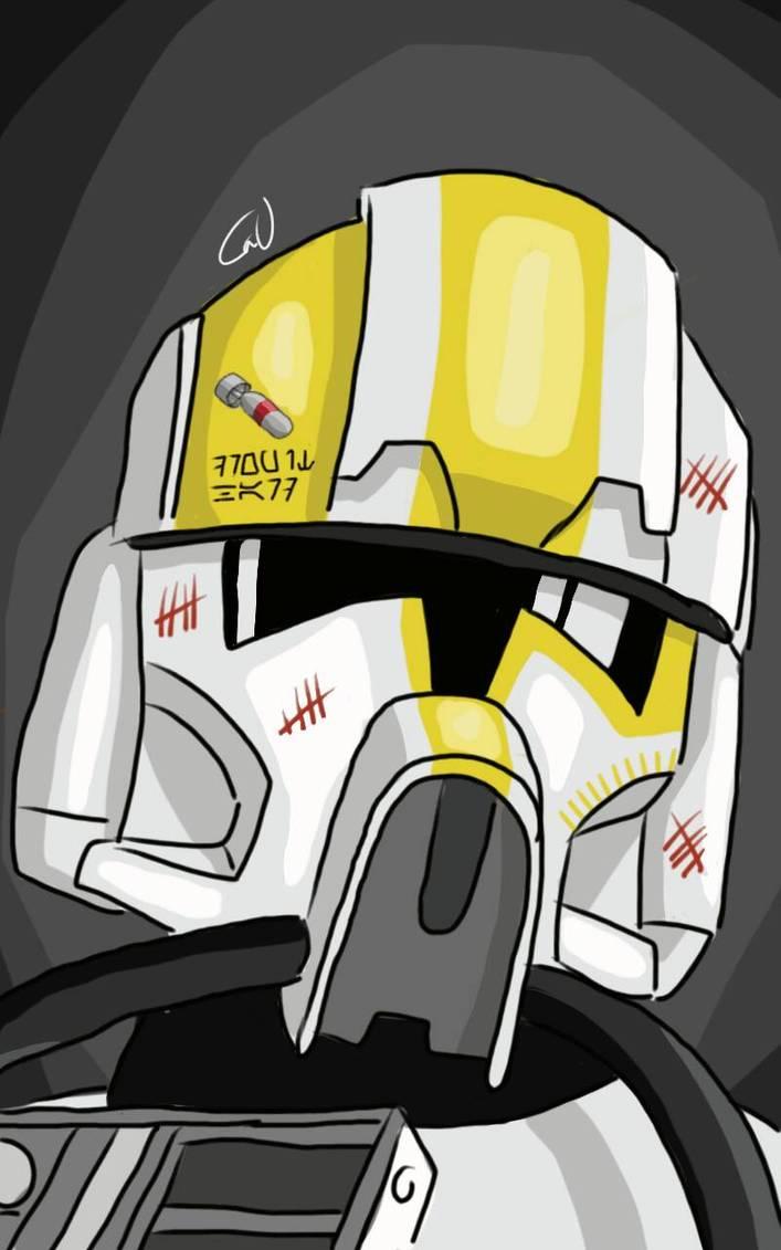 Clone Pilot By Smacksart On Deviantart Star Wars Pictures Star Wars Background Star Wars Helmet