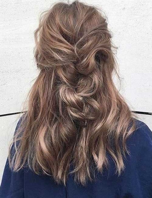 31 Incredible Half Up-Half Down Prom Hairstyles , You've ...