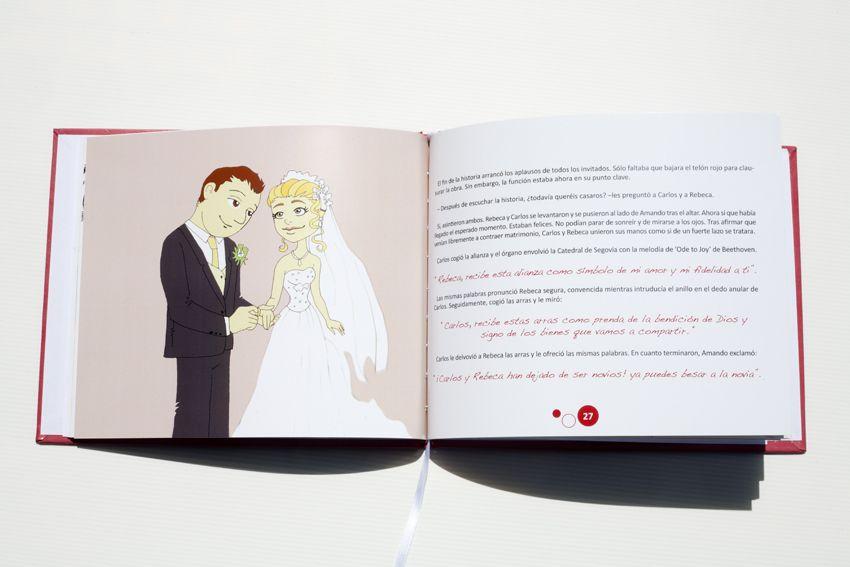 No habrá dos iguales, como cada historia de amor es diferente :)  www.cuentosdeboda.com