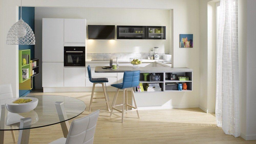 30 petites cuisines prendre comme mod le cuisinella. Black Bedroom Furniture Sets. Home Design Ideas