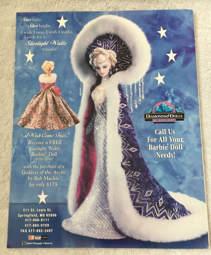 Barbie Bazaar Magazine April 2002 Suburban Shopper Disco Daze Stacey in Libros, Publicaciones anteriores de revistas   eBay