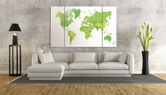 Large green world travel map canvas framed world map canvas travel large green world travel map canvas framed world map canvas travel world map gumiabroncs Images