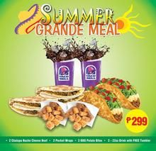 Taco Bell Grande Meal | ... Taco Bell - Taco Bell - metro-manila - indulge-in-summer-grande-meal