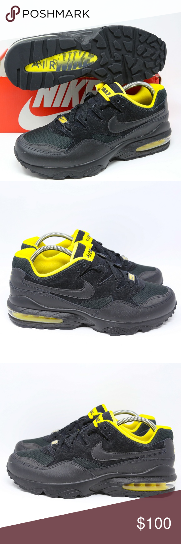 Nike Air Max 94 SE Men's Running Shoe Sneakers AV8197 002