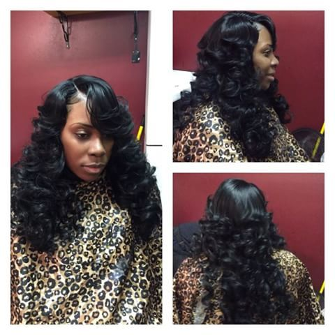 Quick weave with invisible part hair beauty that i love quick weave with invisible part pmusecretfo Choice Image