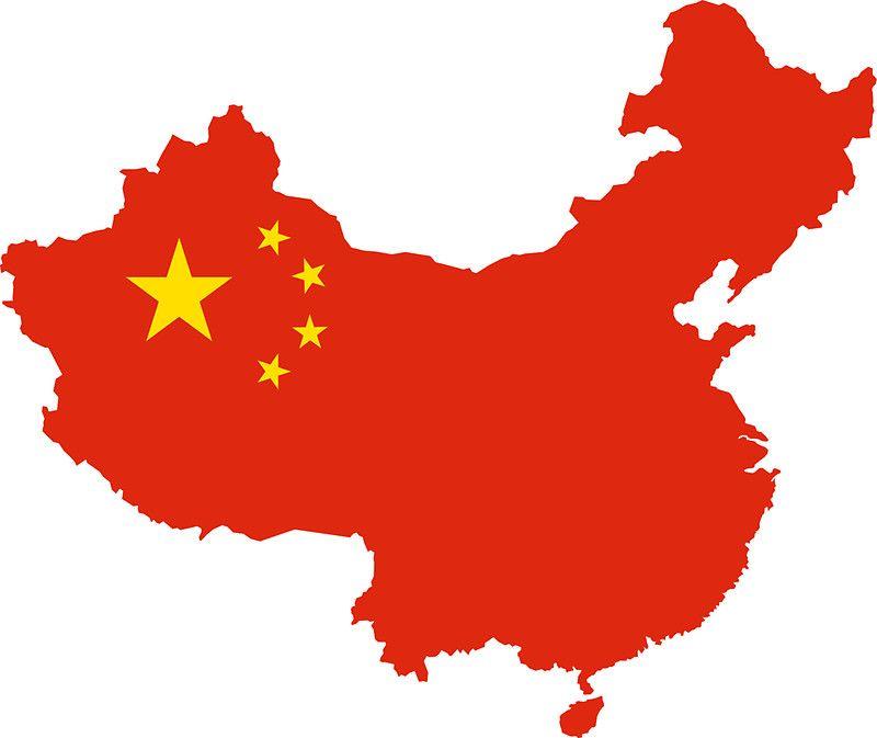 China Flag Map China Map China Flag Flag