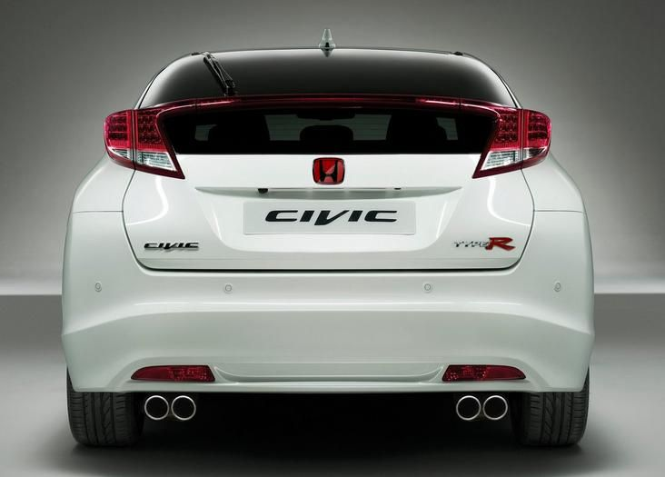New Honda Civic Prototype Tipe R 2014 Is Finally Unveiled And Will Be Equipped With A New 2 0 Vtec Turbo 2015 Honda Civic Honda Civic Hybrid Honda Civic Type R