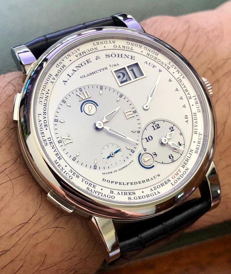 A Lange Söhne Vintagewatches Watches For Men Luxury - Rolex Männeruhr