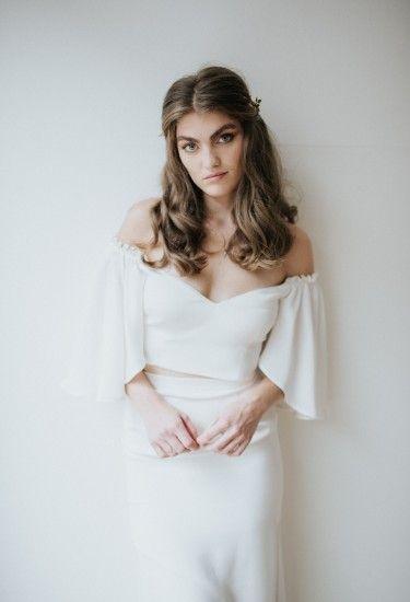 Bohemian bruid