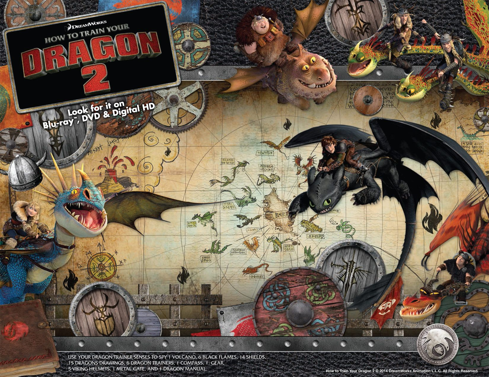 Can you find all of the items listed at the bottom of this page can you find all of the items listed at the bottom of this page amongst all the characters and creatures from how to train your dragon ccuart Gallery
