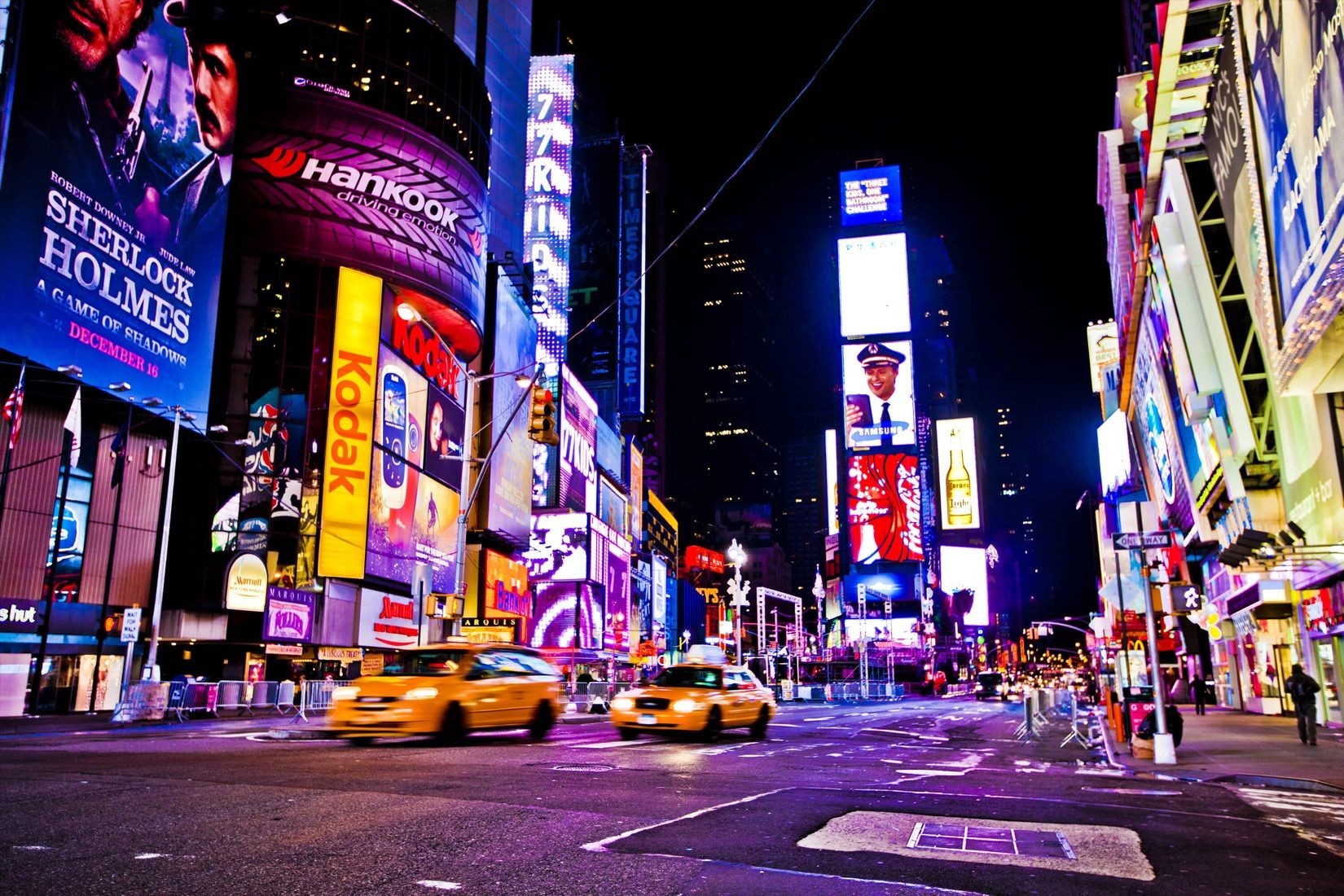 Marvelous Bright New York Lights Mural, Custom Made To Suit Your Wall Size By The  UKu0027s For Murals. Images