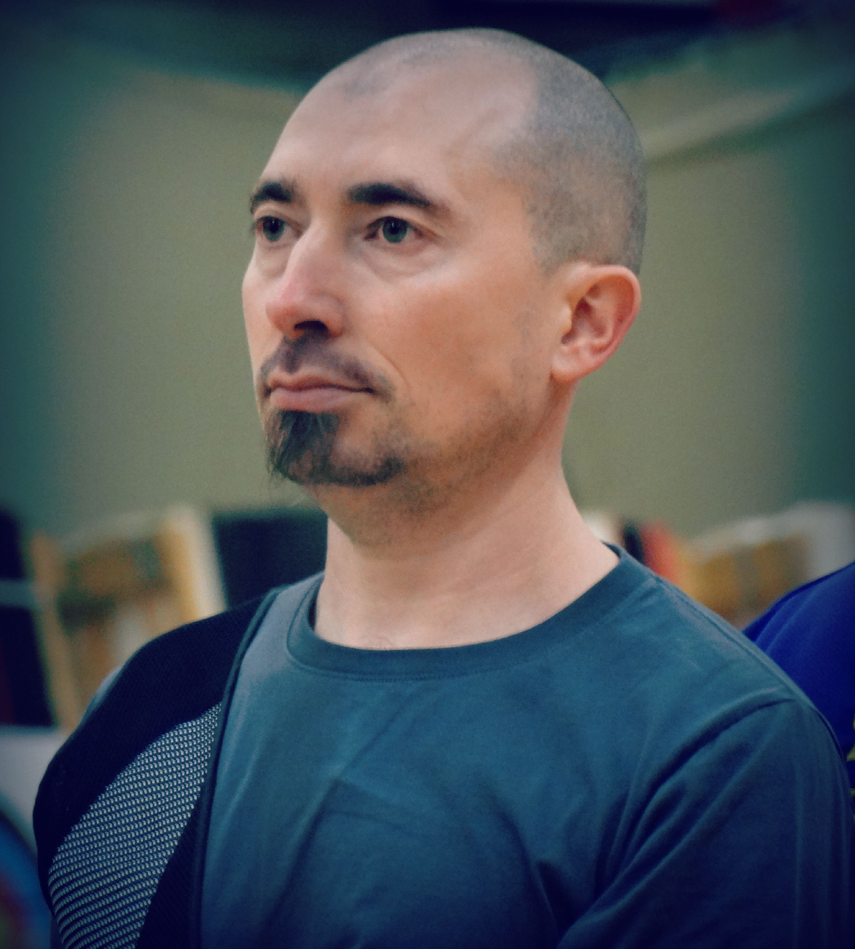 Jose Goncalves at the SCAS Indoor | Focused In The Zone ...