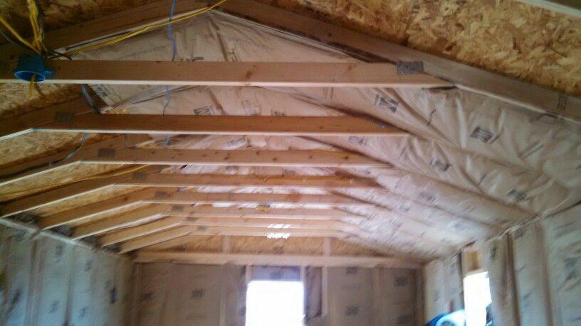 Ceiling insulation ceiling insulation replacing