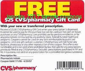 Cvs Pharmacy Coupons >> Cvs Pharmacy Coupons Free Printable Coupons January 2017