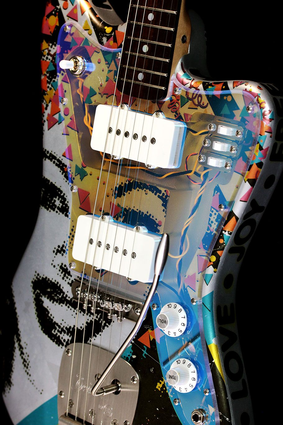 Deimel Firestar Artist Edition 20 Years 144 Guitar Design Play That Funky Music Cool Guitar