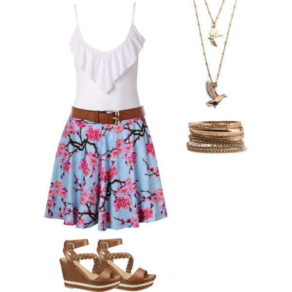 Summer picnic outfit | Summer Picnic Party! | Pinterest ...