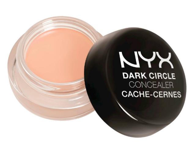 NYX Dark Circle Concealer, an undereye concealer that