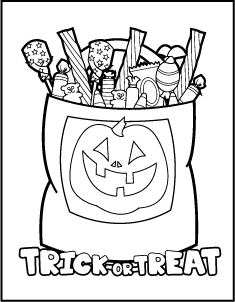Free Printable Halloween Coloring Pages Halloween Preschool Halloween Worksheets Halloween Coloring