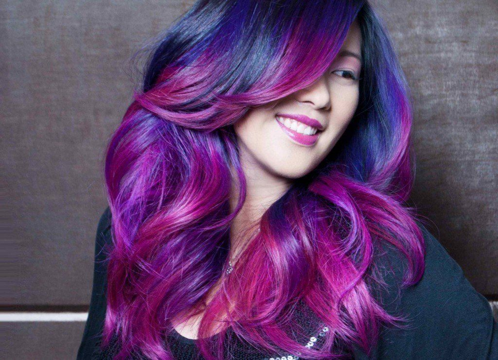 Fantastical Hair That Will Make You Run To Your Colorist Page - Hairstyle for color run