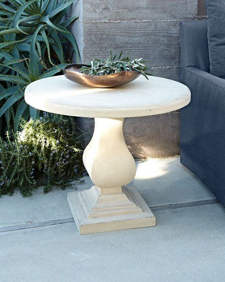Stonecast Outdoor Table