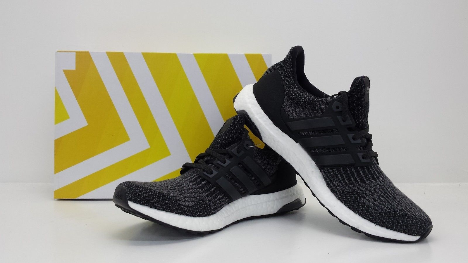 2ffedf962d0 Adidas UltraBOOST Running Shoes Core Utility Black S80731 - BRAND NEW IN  BOX!!
