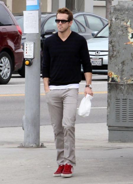 Mr. Cool - Ryan Reynolds = No. 8 on my list!