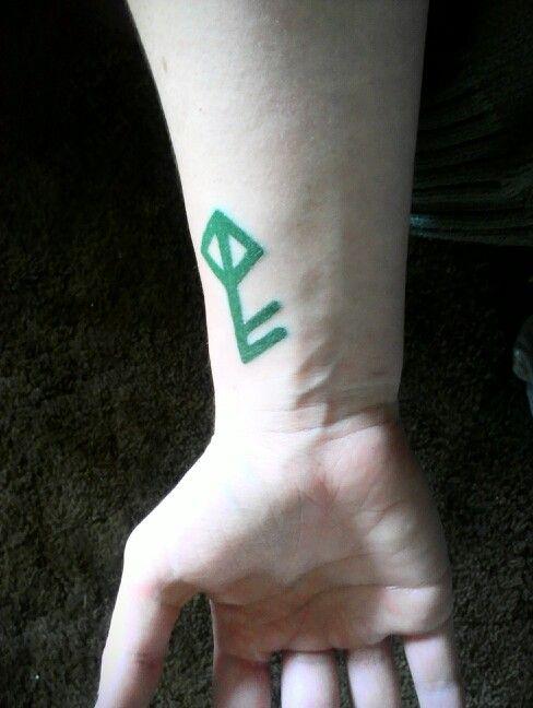 Viking Symbol For Love Tattoo Pinterest Vikings Symbols And