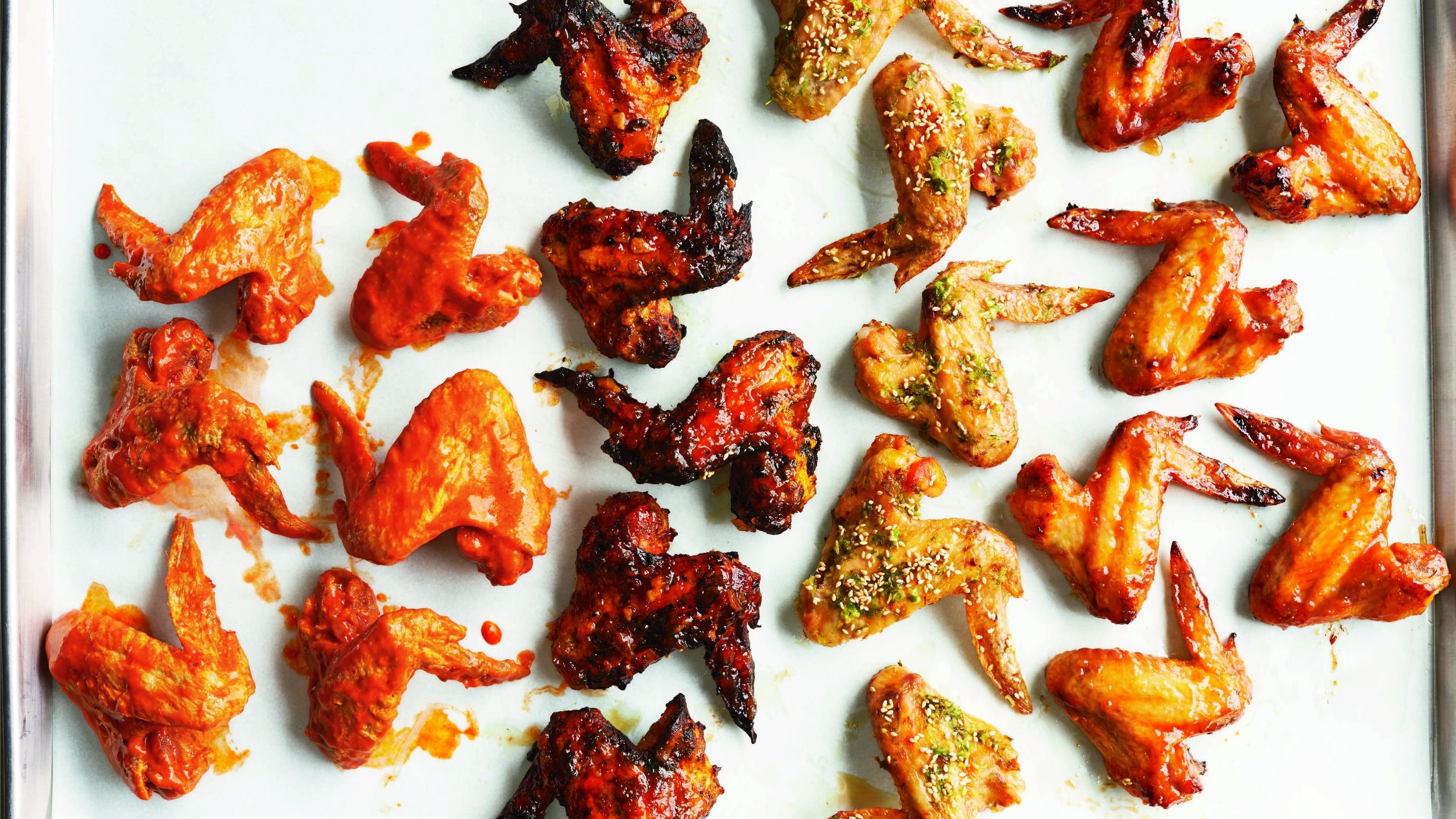 Up your chicken wing game with 4 recipes from martha stewart the best chicken wing recipes whether you like buffalo wings or baked chicken wings forumfinder Image collections