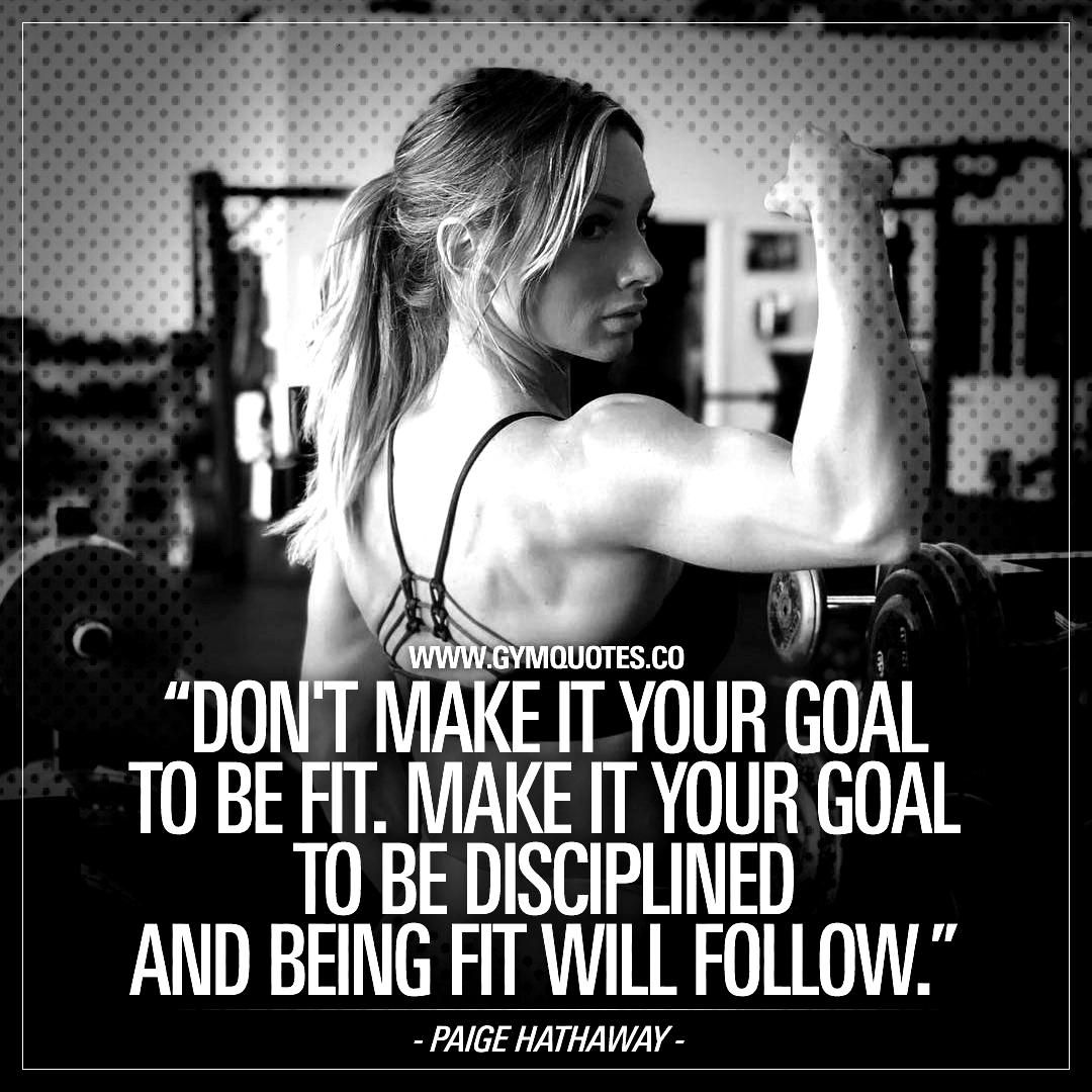 #disciplined #discipline #gymquotes #regularly #training #crushing #hathaway #transfer #routine #get...