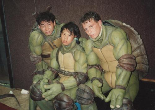 Behind The Scenes Thread The Technodrome Forums Teenage Mutant Ninja Turtles Movie Ninja Turtles Teenage Mutant Ninja