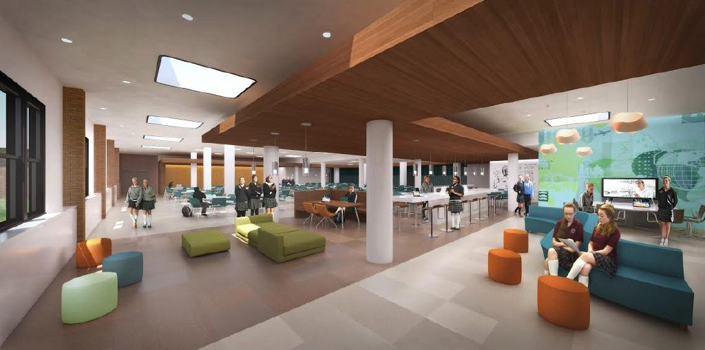 Image Result For School Cafeteria Design