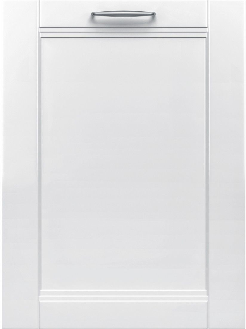 Bosch Shv863wd3n 24 Inch Fully Integrated Panel Ready Built In Dishwasher With 16 Place Settings 5 Wash Cycles 44 Dba Silence Rating 3rd Rack Flexspace Ra In 2020 Built In Dishwasher Steel Tub Integrated Dishwasher