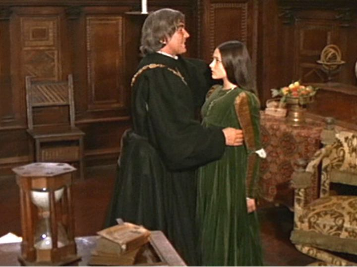 Image result for romeo and juliet juliet and her father