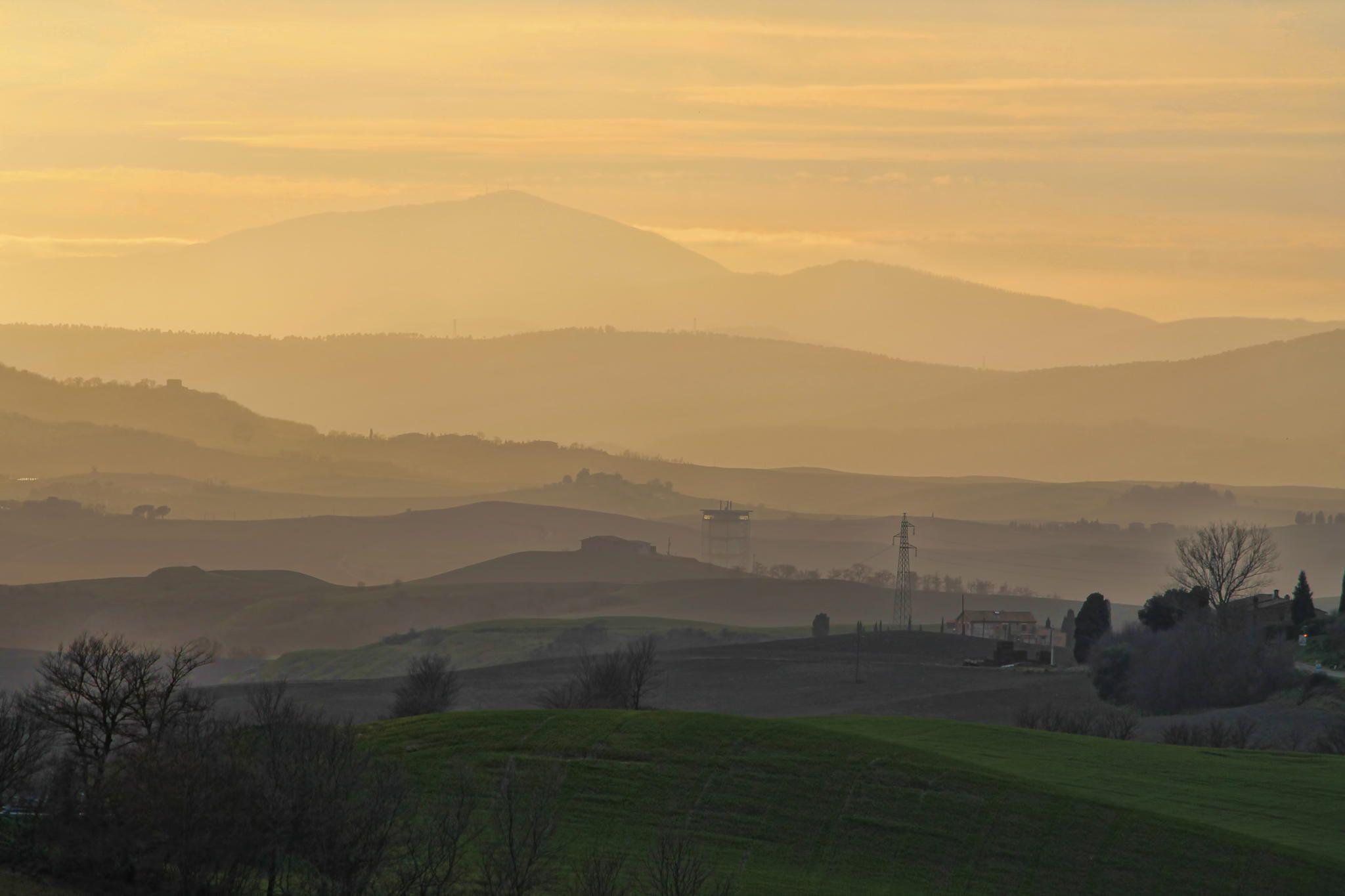 Monte Amiata by Bernardo Lanusini on 500px