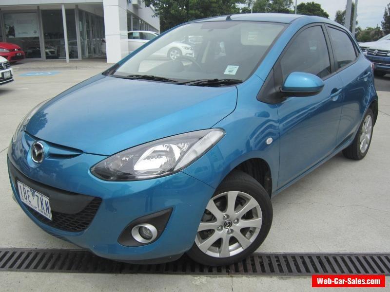 Car For Sale: 2013 Mazda 2 Neo Sport 4 Door Manual Hatchback