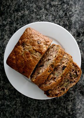 Zucchini bread | broma bakery. Made it, great recipie... Very moist. Easy to make healthy substitutions too